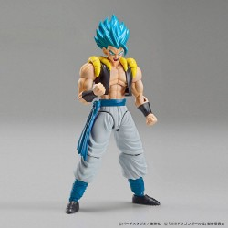 Dragonball Super figurine Plastic Model Kit Figure-rise Super Saiyan God Super Saiyan Gogeta 15 cm