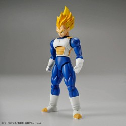 Dragonball Z figurine Plastic Model Kit Figure-rise Super Saiyan Vegeta 15 cm