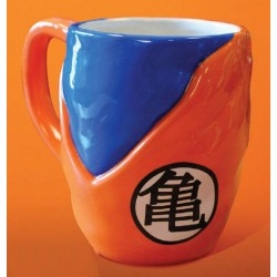 Dragon Ball Z mug 3D Goku Gi