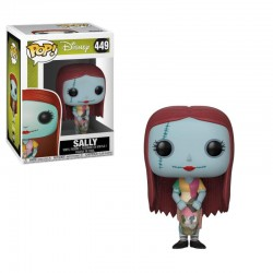 L´étrange Noël de Mr. Jack Figurine POP! Movies Vinyl Sally 9 cm