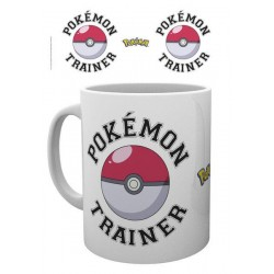 Pokemon mug Trainer