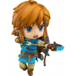 The Legend of Zelda Breath of the Wild figurine Nendoroid Link 10 cm