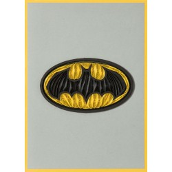 DC Comics carte Quilled Batman