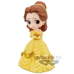 Disney figurine Q Posket Belle A Normal Color Version 14 cm