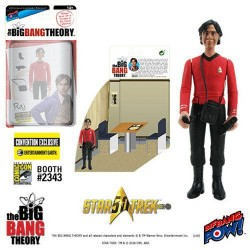 The Big Bang Theory figurine avec diorama Raj TOS EE Exclusive 10 cm