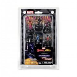 Marvel HeroClix : Avengers Black Panther and the Illuminati Fast Forces