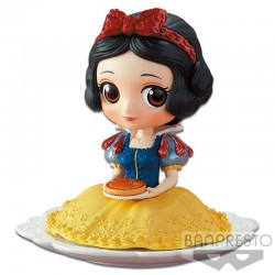 Disney figurine Q Posket SUGIRLY Snow White A Normal Color Version 9 cm