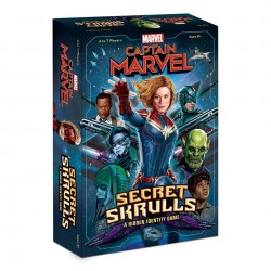 Captain Marvel jeu de cartes Bang! Secret Skrulls *ANGLAIS*