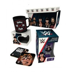 WWE coffret cadeau Superstars 2018
