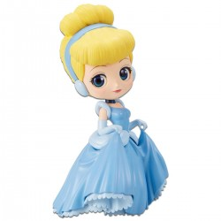 Disney figurine Q Posket Cinderella A Normal Color Version 14 cm
