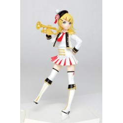 Character Vocal Series statuette PVC Kagamine Rin Winter Live Version 18 cm