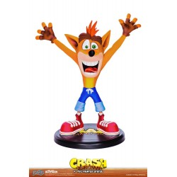 Crash Bandicoot N. Sane Trilogy statuette PVC Crash Bandicoot 23 cm