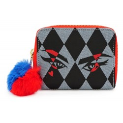 Birds of Prey by Loungefly Porte-monnaie Harley Eyes