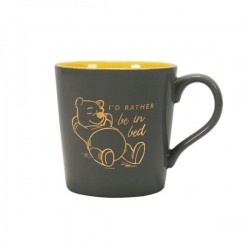 Winnie l´ourson mug Tapered I'd rather be in bed