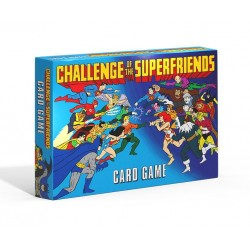 Challenge of the Super Friends jeu de cartes Gryphon *ANGLAIS*
