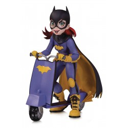 DC Artists Alley Figurine Batgirl by Chrissie Zullo 17 cm