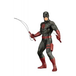 Marvel's The Defenders statuette PVC ARTFX+ 1/10 Daredevil Black Suit 19 cm