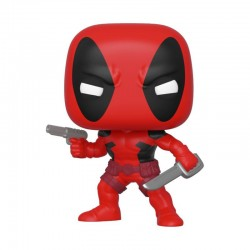 Marvel 80th POP! Marvel Vinyl figurine Deadpool (First Appearance) 9 cm