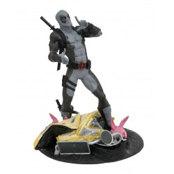 Marvel Gallery statuette PVC Deadpool (X-Force) Taco Truck SDCC 2019 Exclusive 25 cm