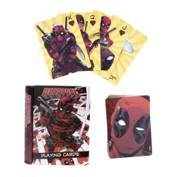 Deadpool jeu de cartes à jouer Deadpool Designs