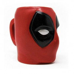 Marvel mug Shaped 3D Deadpool
