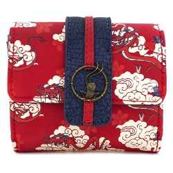 Disney by Loungefly Porte-monnaie Mulan Mushu Cloud
