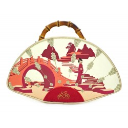 Disney by Loungefly sac à main Mulan Bamboo Fan