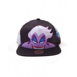 Disney casquette Snapback Little Mermaid Ursula
