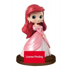 Disney figurine Q Posket Ariel Story of the Little Mermaid Ver. C 7 cm