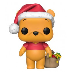 Disney Holiday POP! Disney Vinyl figurine Winnie the Pooh 9 cm