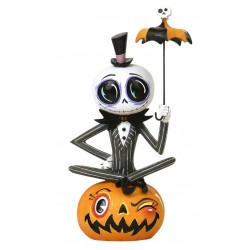 The World of Miss Mindy Presents Disney statuette Jack (L'Étrange Noël de monsieur Jack) 18 cm