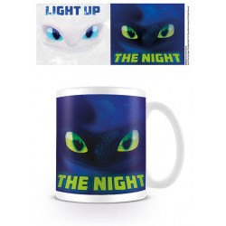 Dragons 3 : Le Monde caché mug Light Up The Night