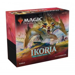 Magic the Gathering Ikoria: Lair of Behemoths Bundle *ANGLAIS*