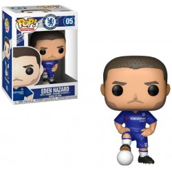 EPL POP! Football Vinyl Figurine Eden Hazard (Chelsea) 9 cm