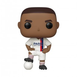 PSG POP! Football Vinyl Figurine Kylian Mbappé (Third Kit) 9 cm