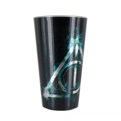 Harry Potter verre Deathly Hallows