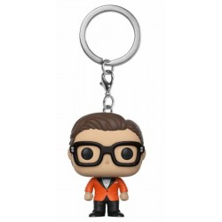 Kingsman Services Secrets porte-clés Pocket POP! Vinyl Eggsy 4 cm