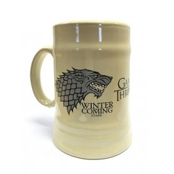 Game of Thrones chope céramique House Stark