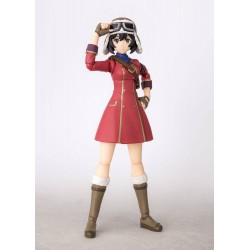 The Kotobuki Squadron in The Wilderness figurine S.H. Figuarts Kylie 14 cm