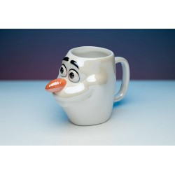 La Reine des neiges 2 mug Shaped Olaf