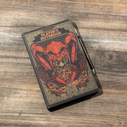 Dungeons & Dragons cahier A5 avec stylo