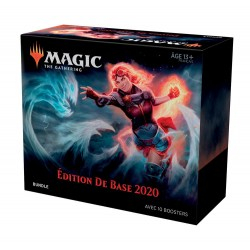 Magic the Gathering Bundle de l'Édition de base 2020 *FRANCAIS*
