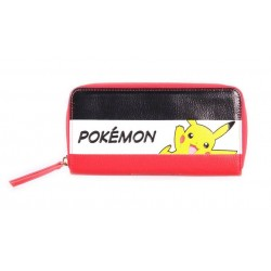 Pokémon porte-monnaie femme Zip Around Pikachu