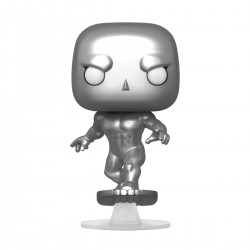Fantastic Four POP! Marvel Vinyl figurine Silver Surfer 9 cm