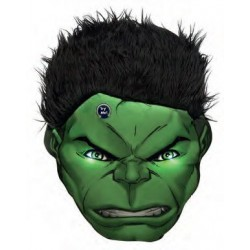 Marvel Comics coussin LED Hulk 36 cm