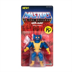 Masters of the Universe série 3 figurine Vintage Collection Mer-Man 14 cm
