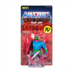 Masters of the Universe série 3 figurine Vintage Collection Trap Jaw 14 cm
