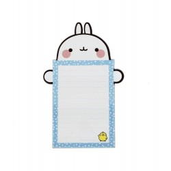 Molang mini bloc-notes Molang