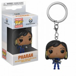 Overwatch porte-clés Pocket POP! Vinyl Pharah 4 cm