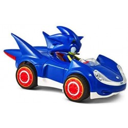 Sonic & All-Stars Racing Transformed véhicule à friction Sonic 14 cm
